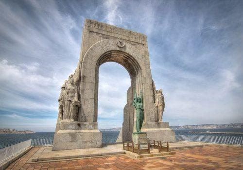 Porte de l'Orient de la France